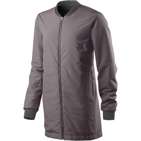 Houdini Pitch Jacket Women wolf grey